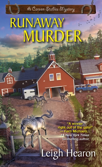Runaway Murder ebook by Leigh Hearon