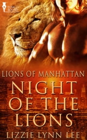 Night of the Lions ebook by Lizzie Lynn Lee