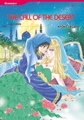 THE CALL OF THE DESERT (Mills & Boon Comics) - Mills & Boon Comics ebook by Abby Green
