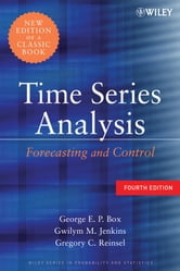 Time Series Analysis - Forecasting and Control ebook by George E. P. Box,Gwilym M. Jenkins,Gregory C. Reinsel