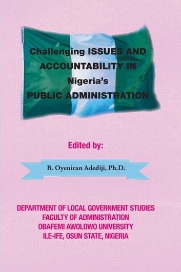contemporary issues in nigeria public administration essay