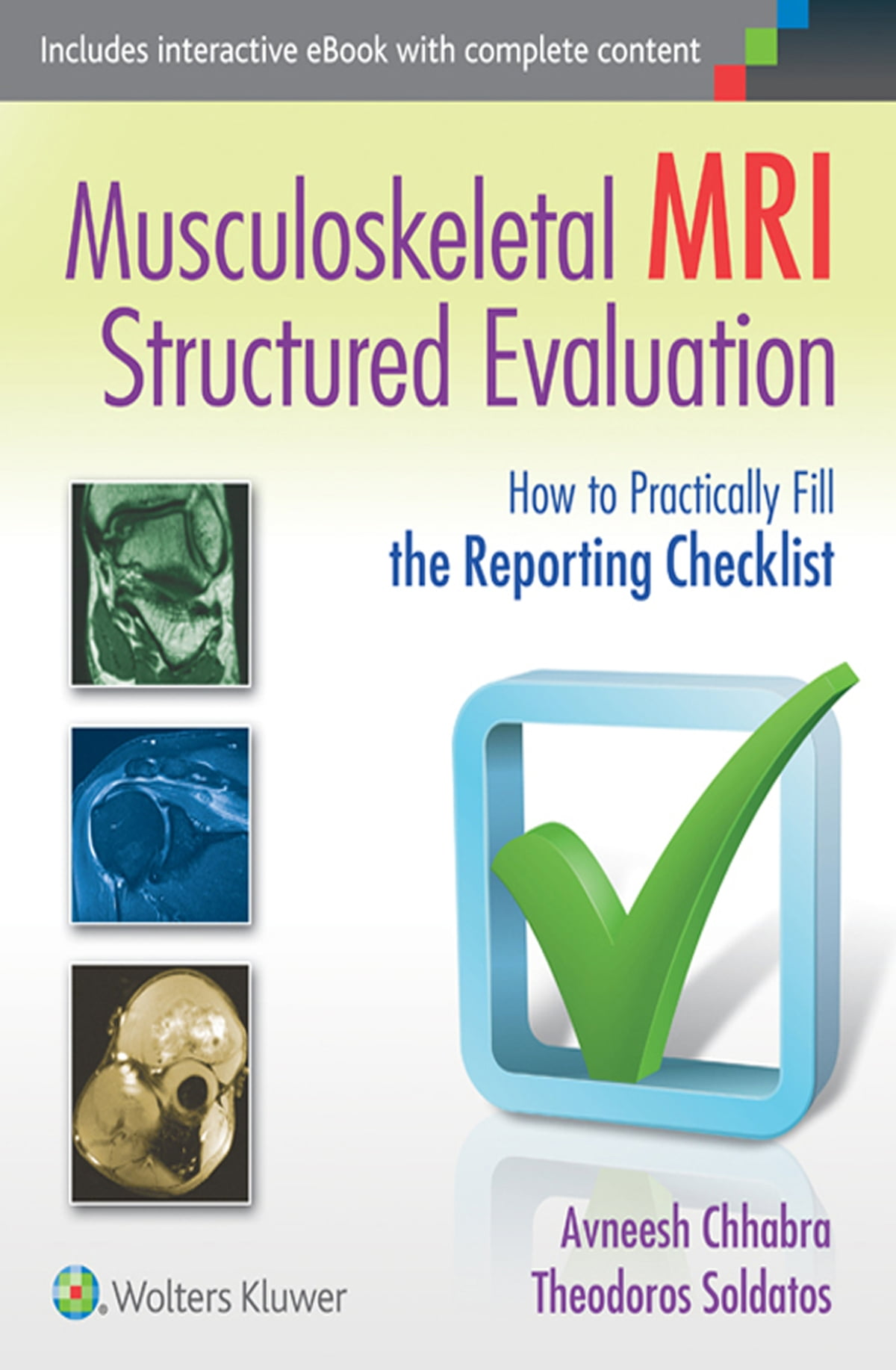 Musculoskeletal MRI Structured Evaluation eBook by Avneesh Chhabra ...
