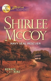 Navy SEAL Rescuer ebook by Shirlee McCoy