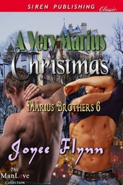 A Very Marius Christmas ebook by Joyee Flynn