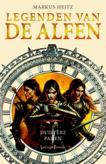 Duistere paden ebook by Markus Heitz