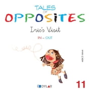TALES OF OPPOSITES 11 - IRIS VISIT ebook by Mercé Viana Martínez