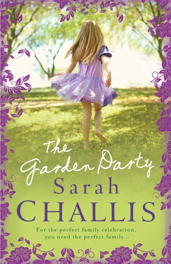 The Garden Party ebook by Sarah Challis