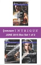 Harlequin Intrigue June 2015 - Box Set 1 of 2 ebook by HelenKay Dimon,Janie Crouch,Harlequin