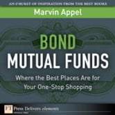 Bond Mutual Funds ebook by Marvin Appel