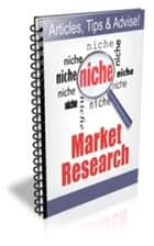 Niche Market Research Newsletter ebook by Jimmy  Cai