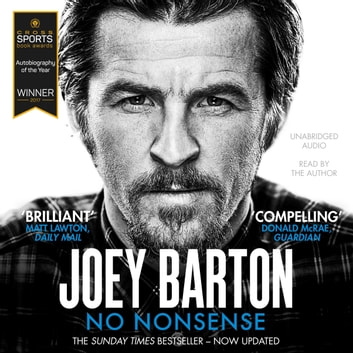 No Nonsense - The Autobiography audiobook by Joey Barton