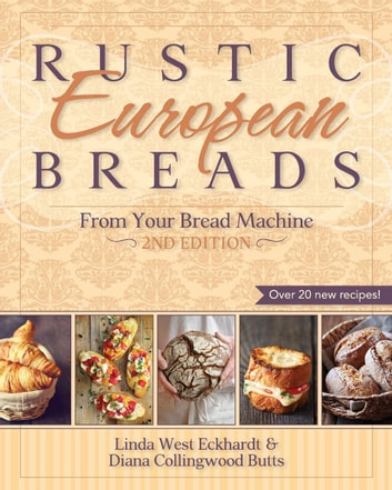 Rustic European Breads from Your Bread Machine photo
