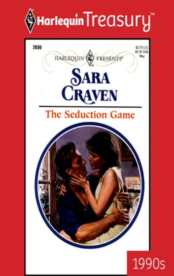 The Seduction Game eBook by Sara Craven