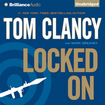 Locked On audiobook by Tom Clancy,Mark Greaney