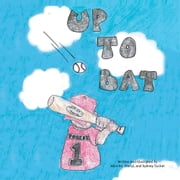 Up to Bat ebook by Jennifer Kumari Adams-Tucker