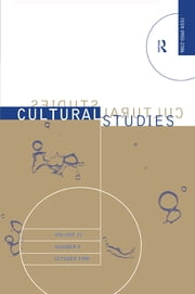 Cultural Studies - Vol. 12.4 - The Institutionalization of Cultural Studies ebook by Ted Striphas