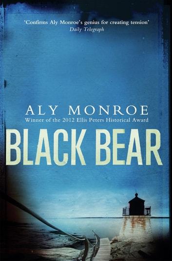 Black Bear - Peter Cotton Thriller 4: The fourth fast-paced spy thriller eBook by Aly Monroe