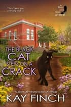 The Black Cat Steps on a Crack eBook by Kay Finch