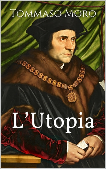 L'Utopia eBook by Tommaso Moro,Thomas More
