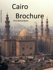 Cairo Brochure ebook by R.G. Richardson