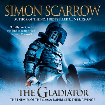The Gladiator (Eagles of the Empire 9) - Cato & Macro: Book 9 audiobook by Simon Scarrow