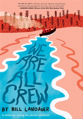 We Are All Crew ebook by Bill Landauer