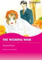 THE WEDDING WISH (Harlequin Comics), Harlequin Comics