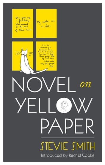 Novel On Yellow Paper ebook by Stevie Smith