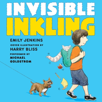 Invisible Inkling audiobook by Emily Jenkins