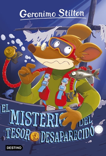 El misterio del tesoro desaparecido - Geronimo Stilton 10 ebook by Geronimo Stilton