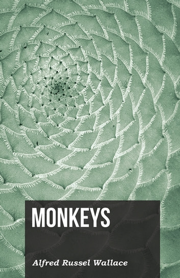 Monkeys ebook by Alfred Russel Wallace