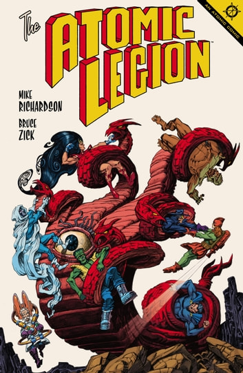 Atomic Legion ebook by Mike Richardson
