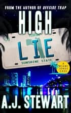 High Lie eBook par A.J.  Stewart