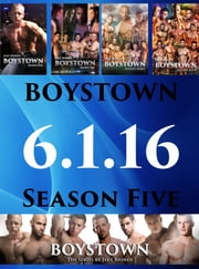 Boystown Season Five ebook by Jake Biondi