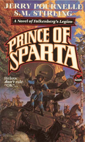 Prince of Sparta ebook by Jerry Pournelle,S. M. Stirling