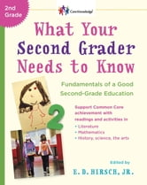 What Your Second Grader Needs to Know - Fundamentals of a Good Second-Grade Education Revised ebook by E.D. Hirsch, Jr.