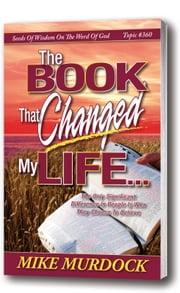 The Book That Changed My Life ebook by Mike Murdock