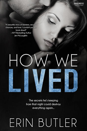 How We Lived ebook by Erin Butler