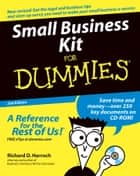Small Business Kit For Dummies ebook by Richard D. Harroch