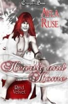 Hearth and Home (Red Velvet Christmas) ebook by Ayla Ruse
