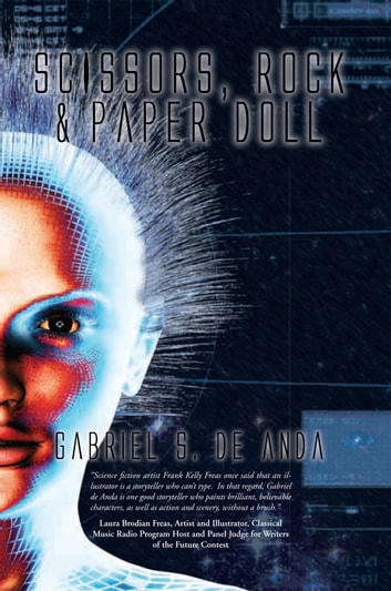 Scissors, Rock and Paper Doll ebook by Gabriel S. de Anda