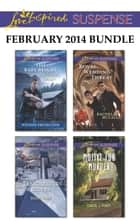 Love Inspired Suspense February 2014 Bundle - The Baby Rescue\Treacherous Slopes\Royal Wedding Threat\Motive for Murder ebook by Margaret Daley, Terri Reed, Rachelle McCalla,...