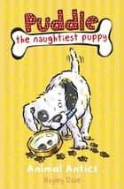 Puddle the Naughtiest Puppy: Animal Antics: Book 8 - Animal Antics: Book 8 ebook by Hayley Daze