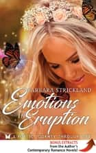 Emotions in Eruption ebook by Barbara Strickland