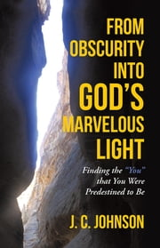 "From Obscurity into God's Marvelous Light - Finding the ""You"" that You Were Predestined to Be ebook by J. C. Johnson"