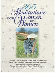 365 Meditations for Women by Women ebook by Sharpe, Sally, D.