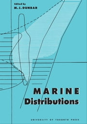 Marine Distributions ebook by Maxwell Dunbar