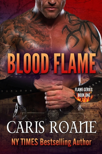 Blood Flame ebook by Caris Roane