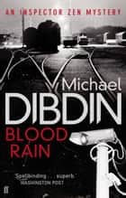 Blood Rain ebook by