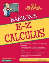 EZ Calculus ebook by Douglas Downing